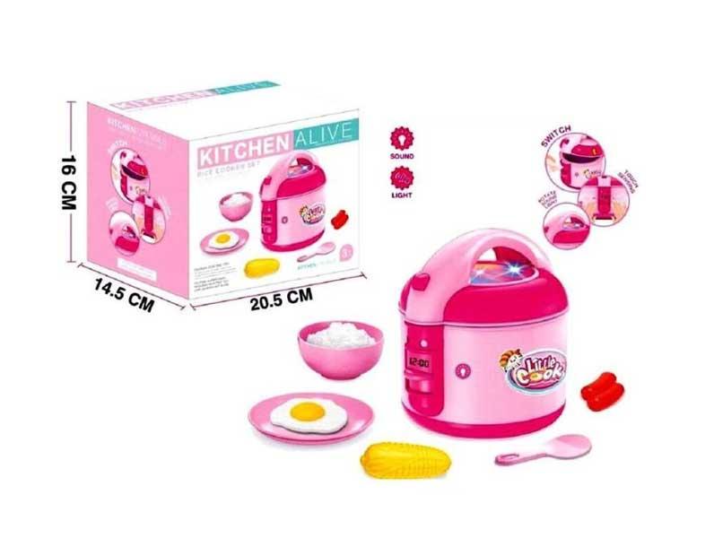 toko mainan online RICE COOKER SET - 5541-4