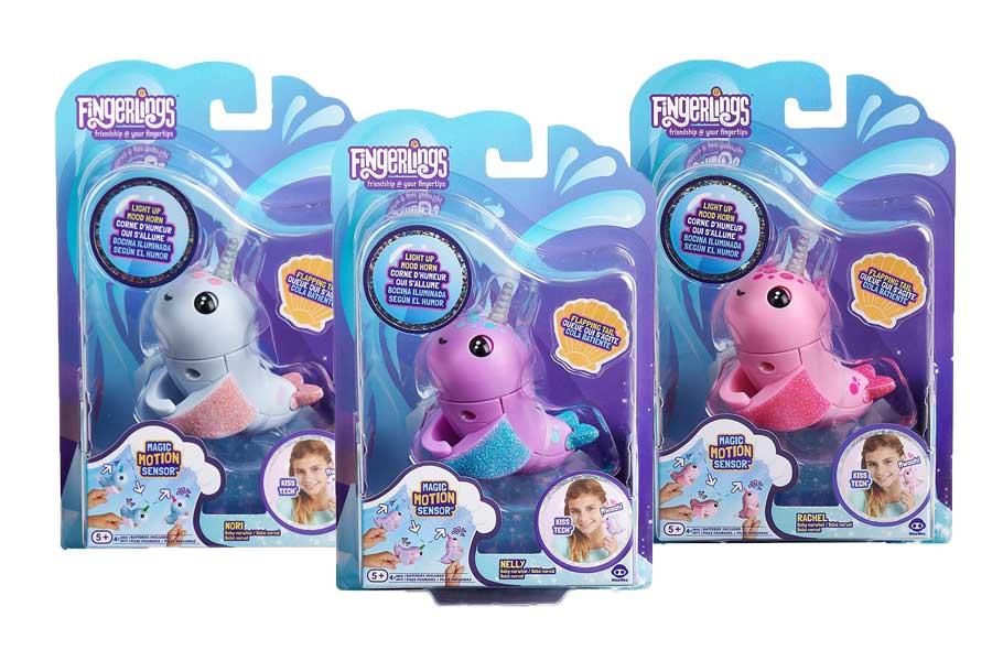 toko mainan online FINGERLINGS FISH - 36990