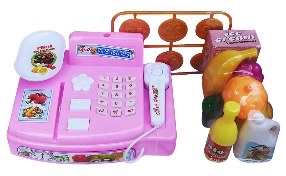 toko mainan online CASH REGISTER MINI - LS820A3