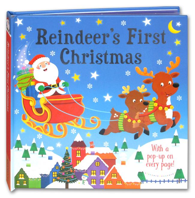 toko mainan online REINDEERS FIRST CHRISTMAS - 104784