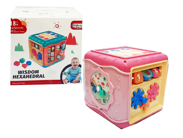 toko mainan online WISOMHEXAHEDRAL - 668-137