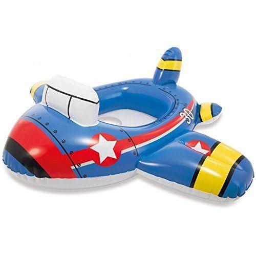 toko mainan online INTEX KIDDIE AIRPLANE FLOAT - 59586