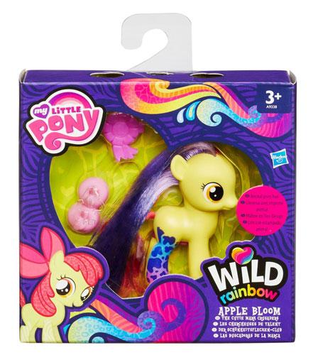 toko mainan online WILD RAINBOW APPLE BLOOM - A9338