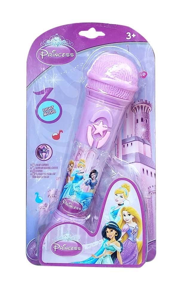 toko mainan online PRINCESS MICROPHONE - NB-03647