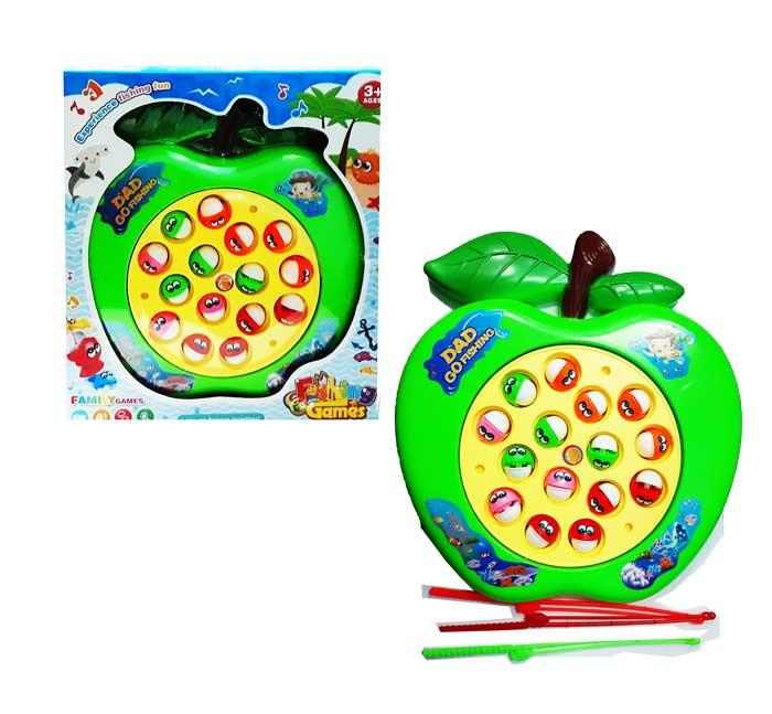 toko mainan online FISHING APPLE - 610B