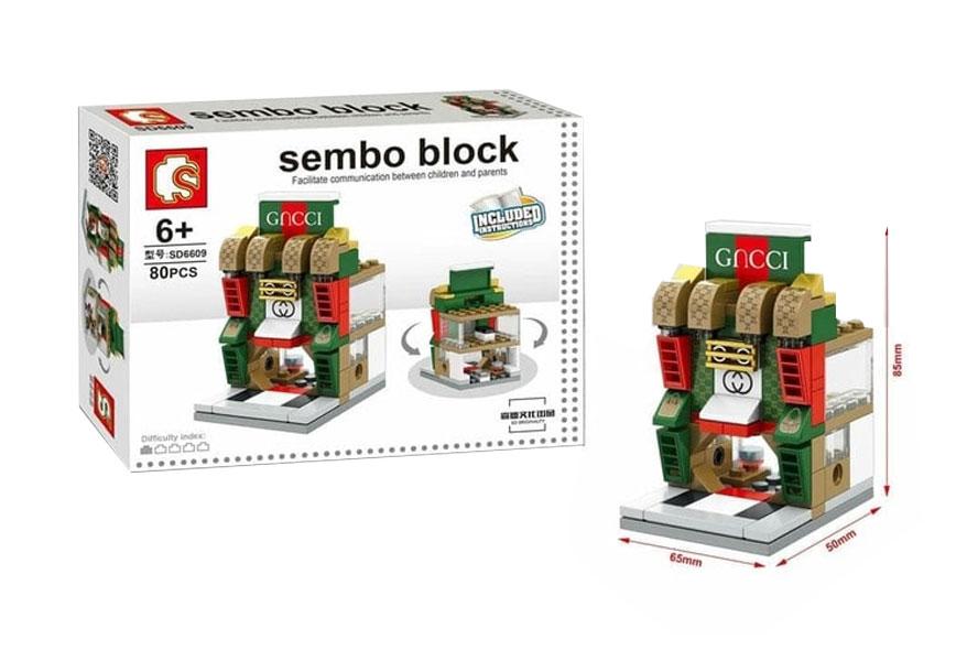 toko mainan online SEMBO BLOCK GNCCI 80PCS - SD6609