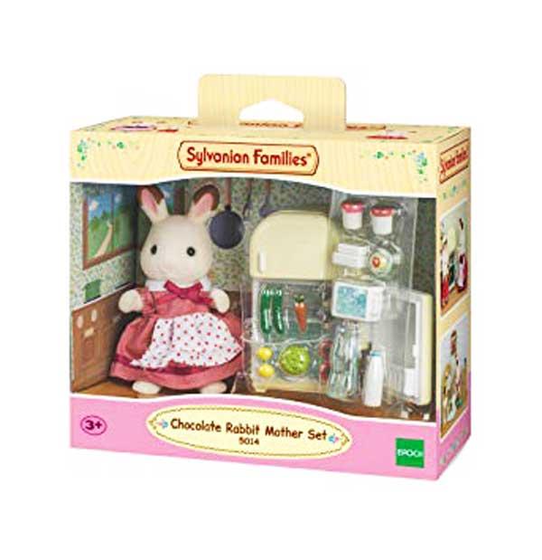 toko mainan online CHOCOLATE RABBIT MOTHER SET - 5014