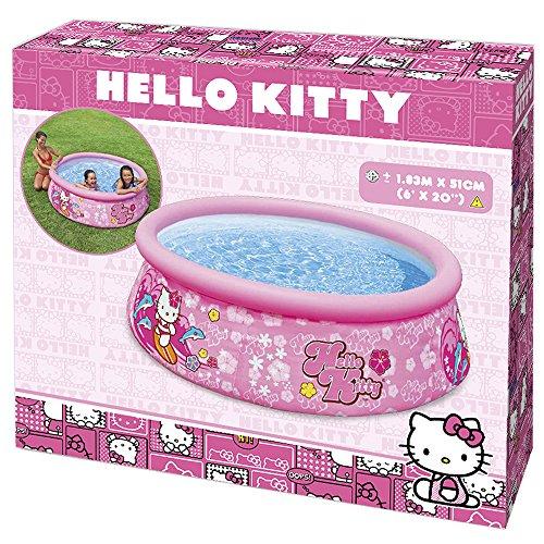 toko mainan online INTEX SWIMMING POOL HELLO KITTY - 28104