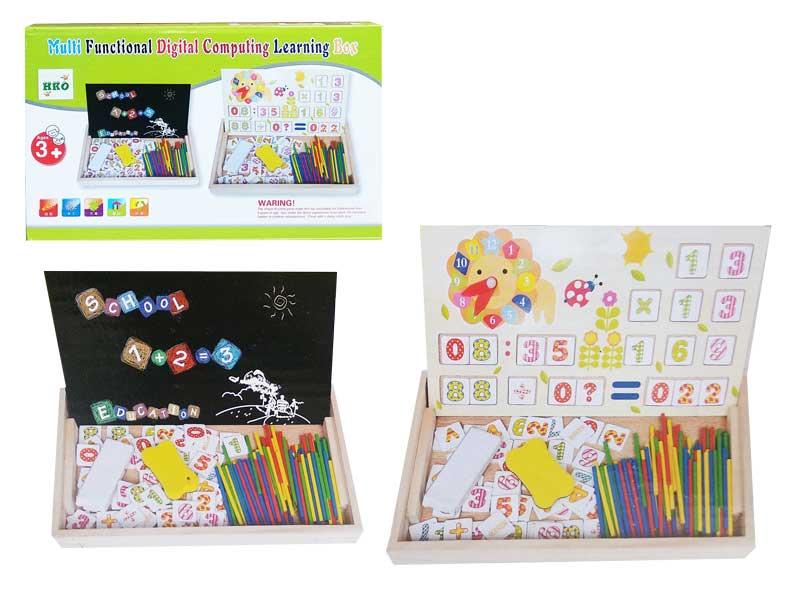 toko mainan online DIGITAL COMPUTING LEARNING BOX - FL-3990