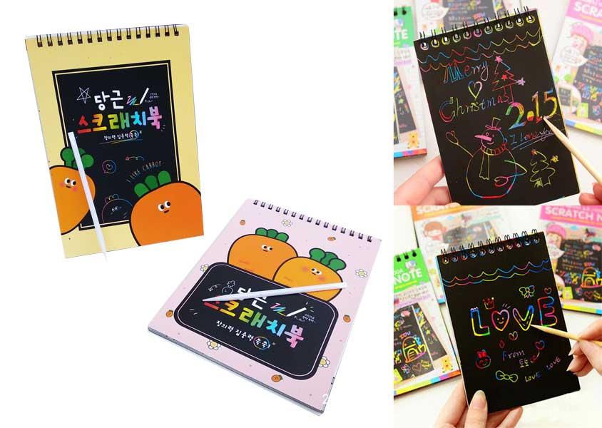 toko mainan online BUKU MAGIC RAINBOW - P61-060A