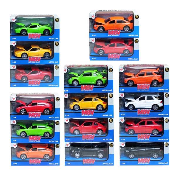 toko mainan online 1:28 PULL BACK DIE CAST - CPS1057-1077
