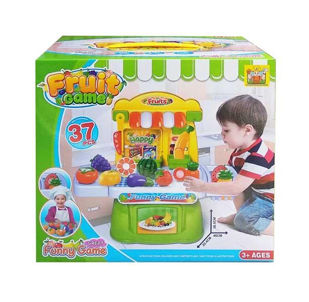 toko mainan online FRUIT GAME 37 PCS - 36778-101