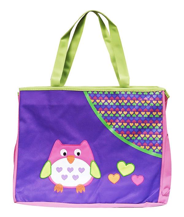 toko mainan online TOTE BAG OWL