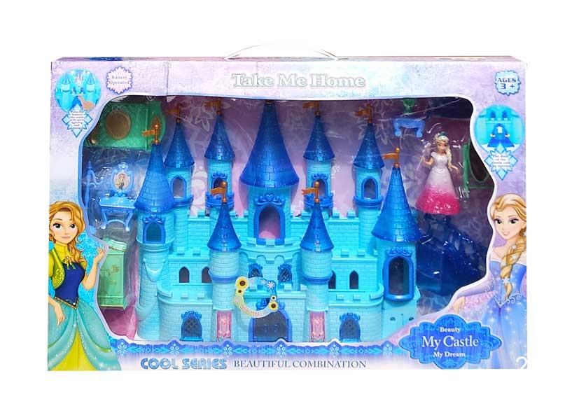 toko mainan online MY CASTLE COOL SERIES - SG-29003