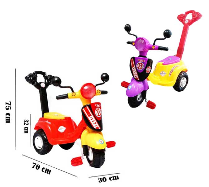 toko mainan online RIDE ON VESPA - F287