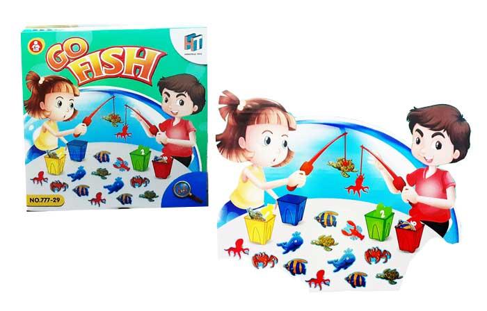 toko mainan online GO FISH - 777-29