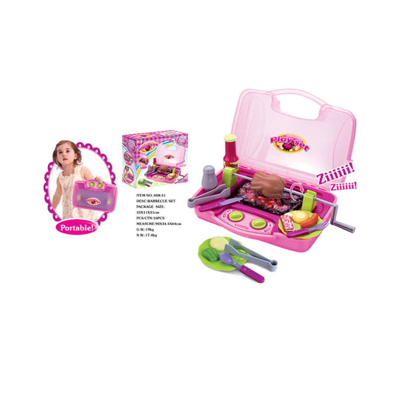 toko mainan online BARBEQUE PLAY SET