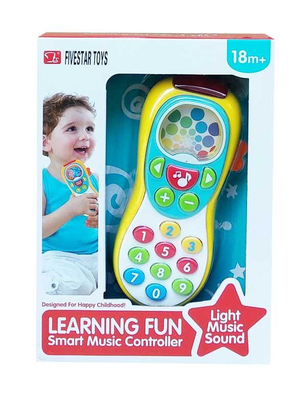 toko mainan online LEARNING FUN SMART MUSIC - 35851