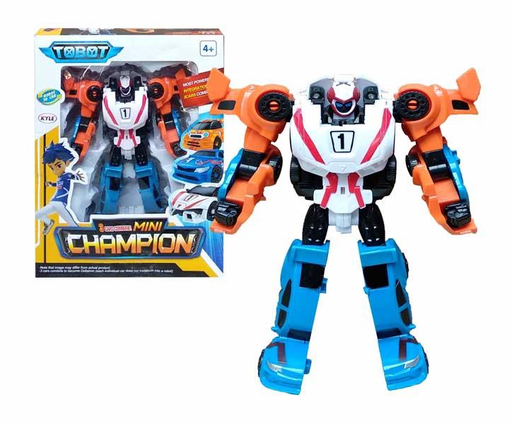 toko mainan online TOBOT MINI CHAMPION - 8603