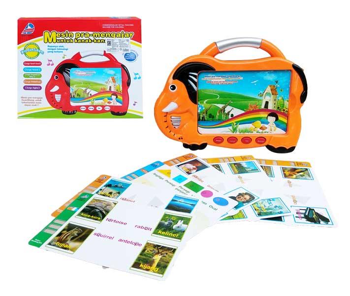 toko mainan online MESIN PRA MENGAJAR - GS788-27