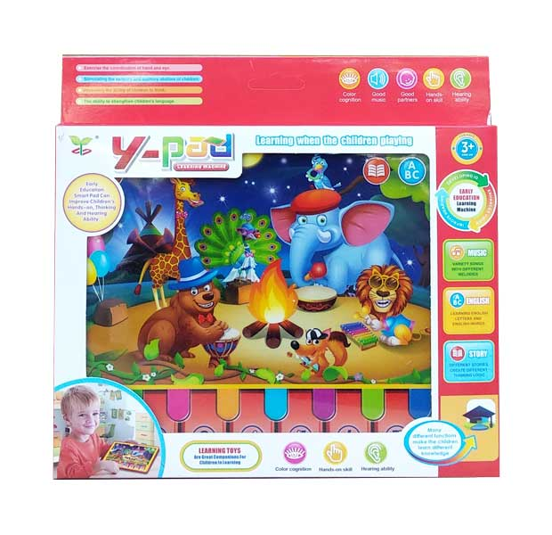 toko mainan online Y-PAD LEARNING TOYS - YS2602A