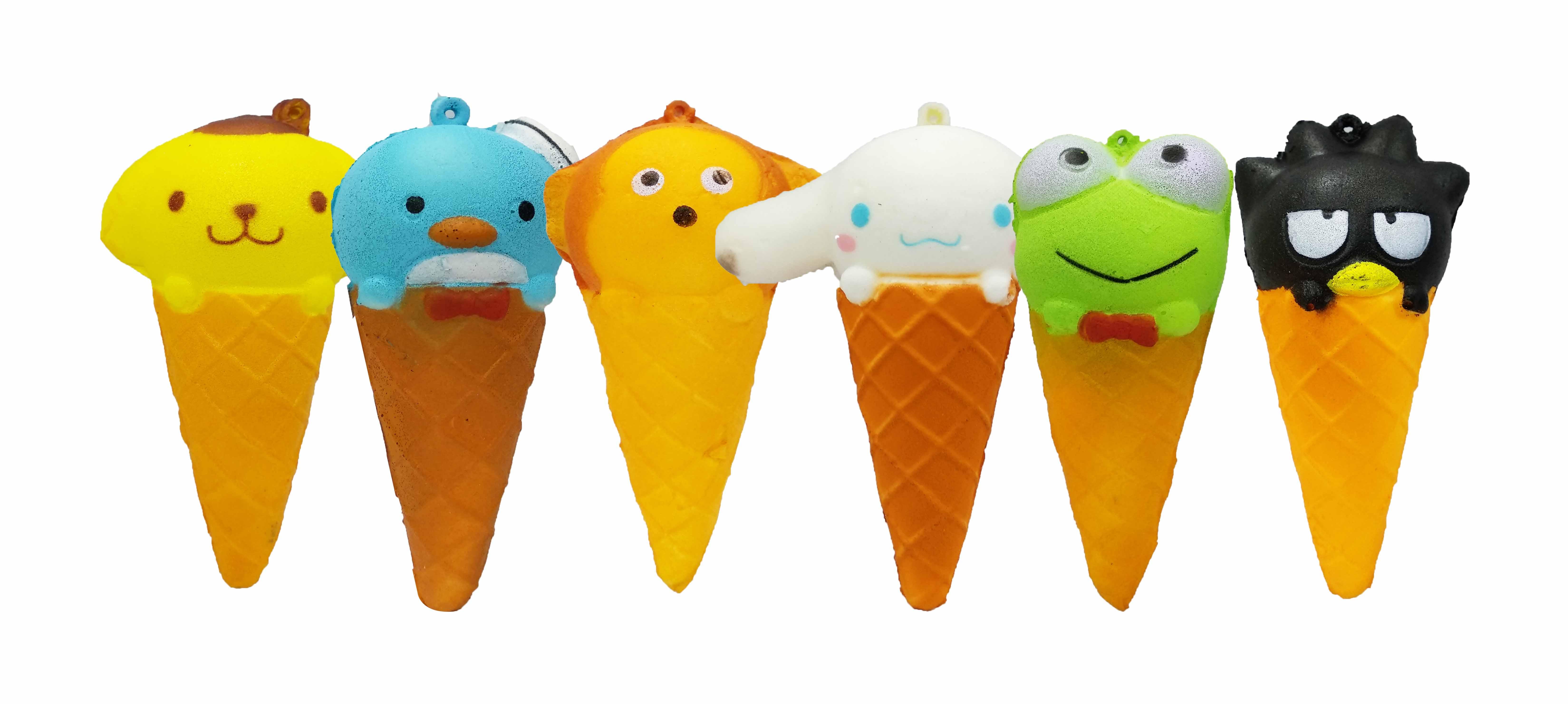 toko mainan online SQUISHY SMALL ICE CREAM - SQ-01
