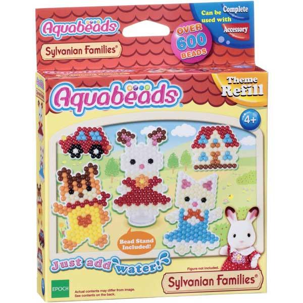 toko mainan online AQUABEADS SYLVANIAN FAMILIES REFILL - 31068