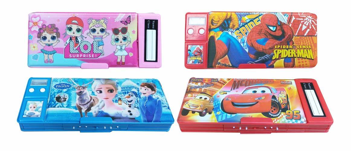 toko mainan online TEMPAT PENSIL KODE - CC-7802