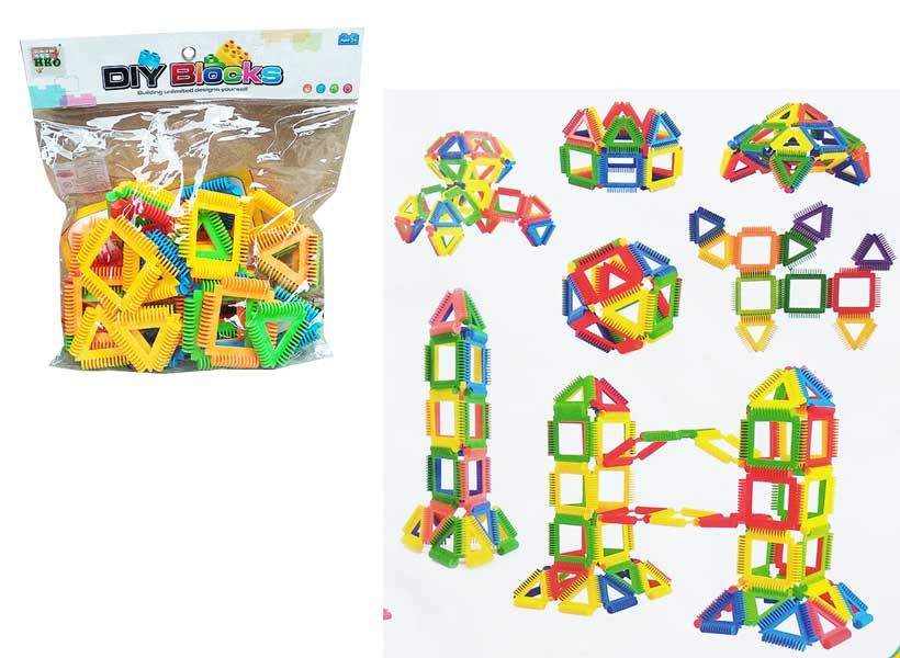toko mainan online DIY BLOCK SPIRAL - HC-009