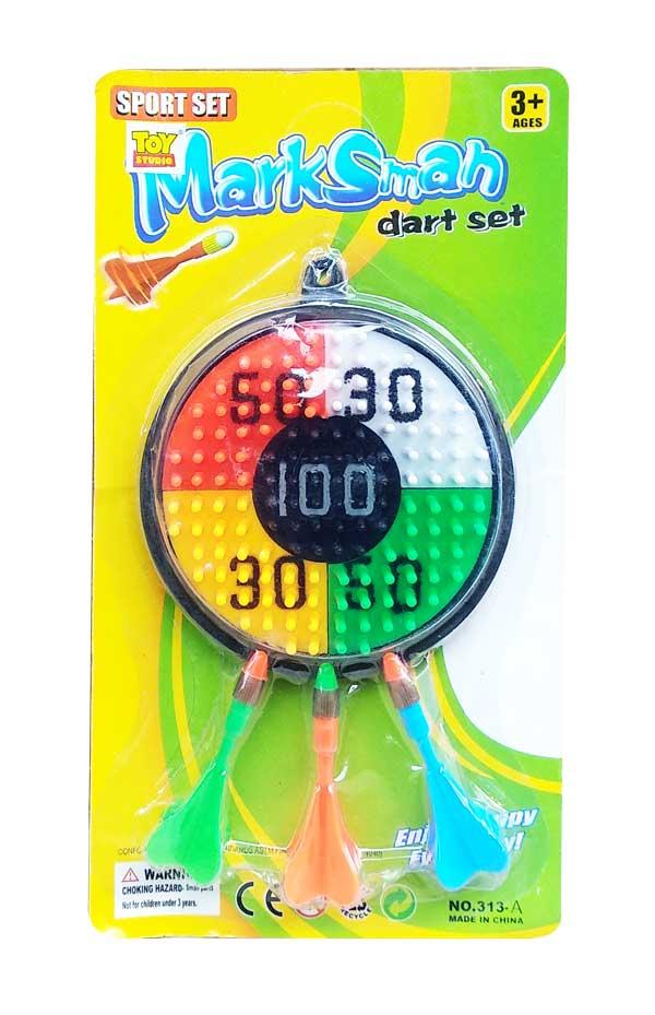 toko mainan online DART SET - 313-A