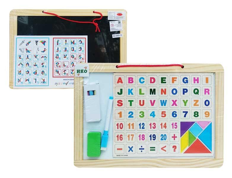 toko mainan online PAPAN JIGSAW PUZZLE - 9969-18