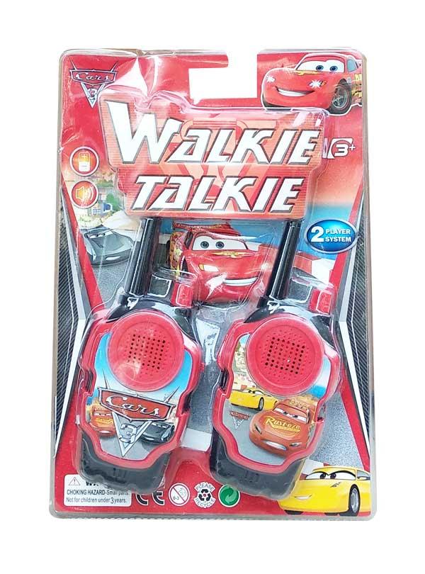 toko mainan online WALKIE TALKIE CARS - 2290