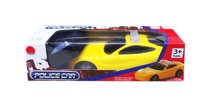 toko mainan online RC POLICE CAR -767-321A