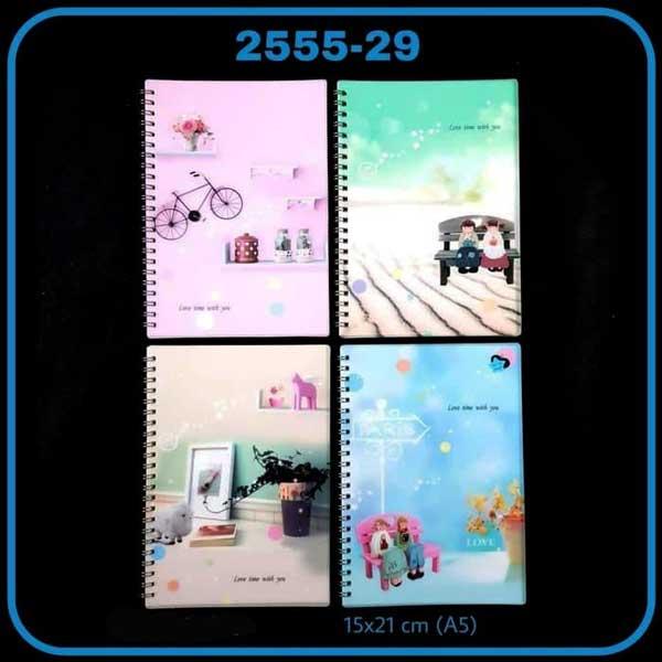 toko mainan online BUKU RING A5 5525 / 2555