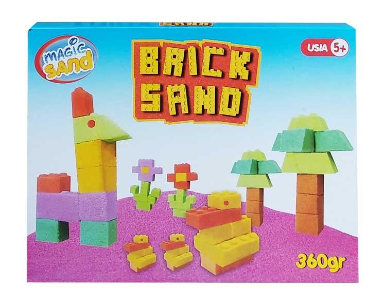 toko mainan online BRICK SAND 360GR - 49052