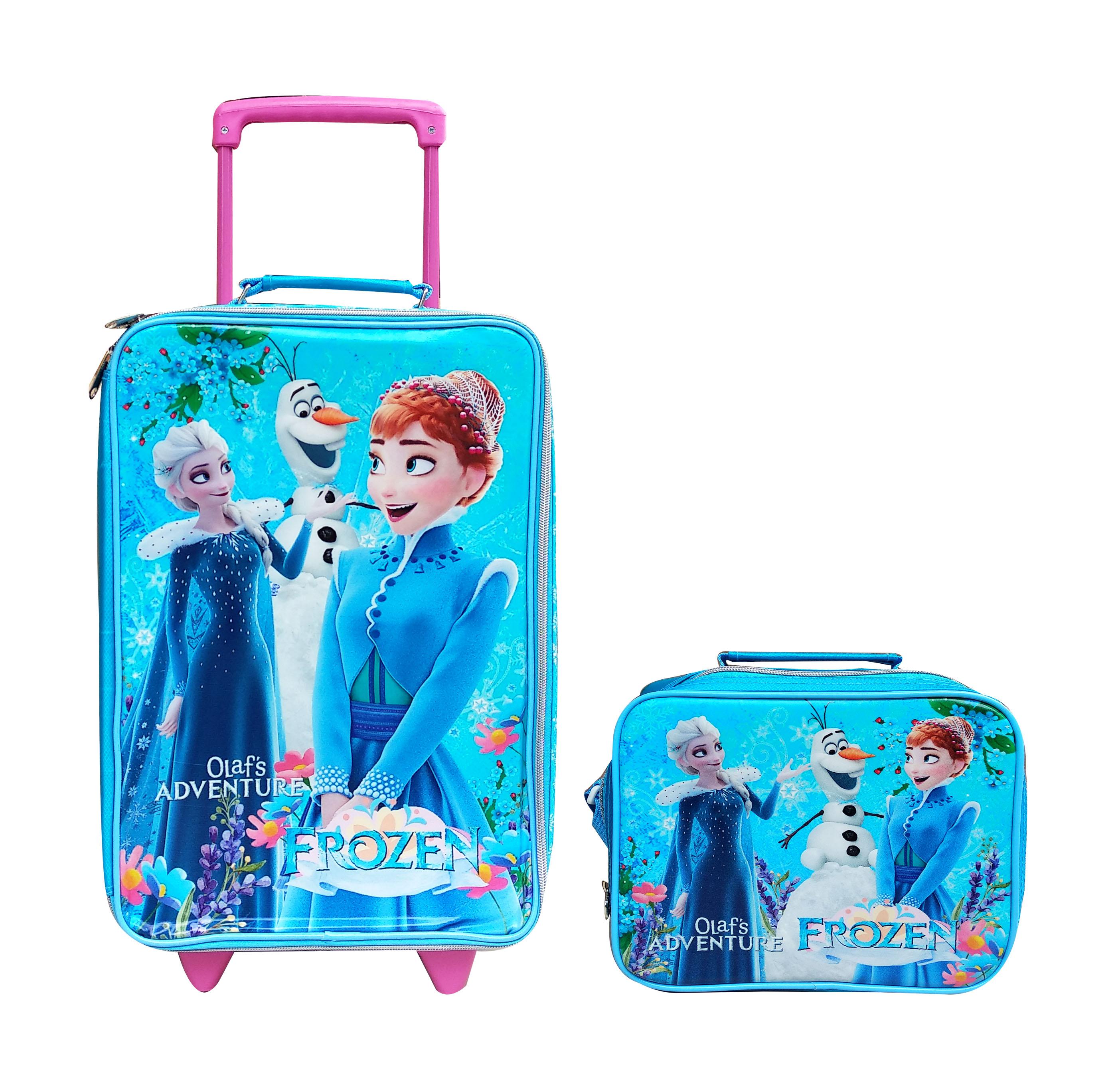 toko mainan online KOPER MB + LUNCH BAG FROZEN - KLB