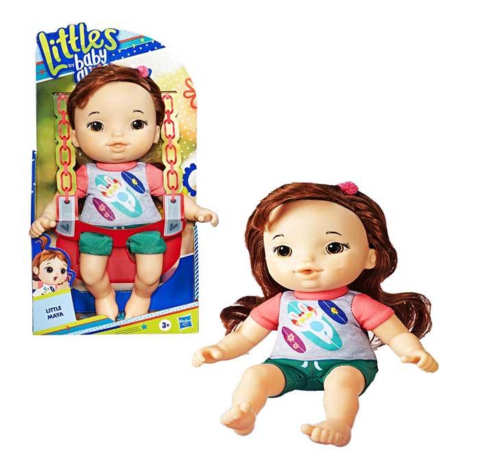 toko mainan online LITTLES BABY ALIVE MAYA - E8408