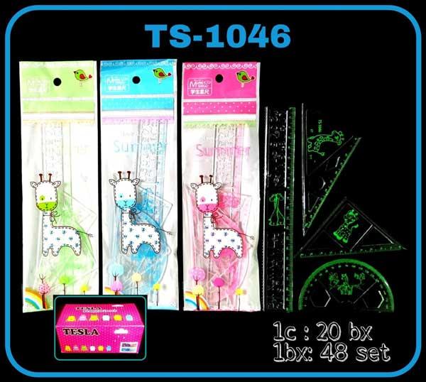 toko mainan online PENGGARIS SET JERAPAH T-1474