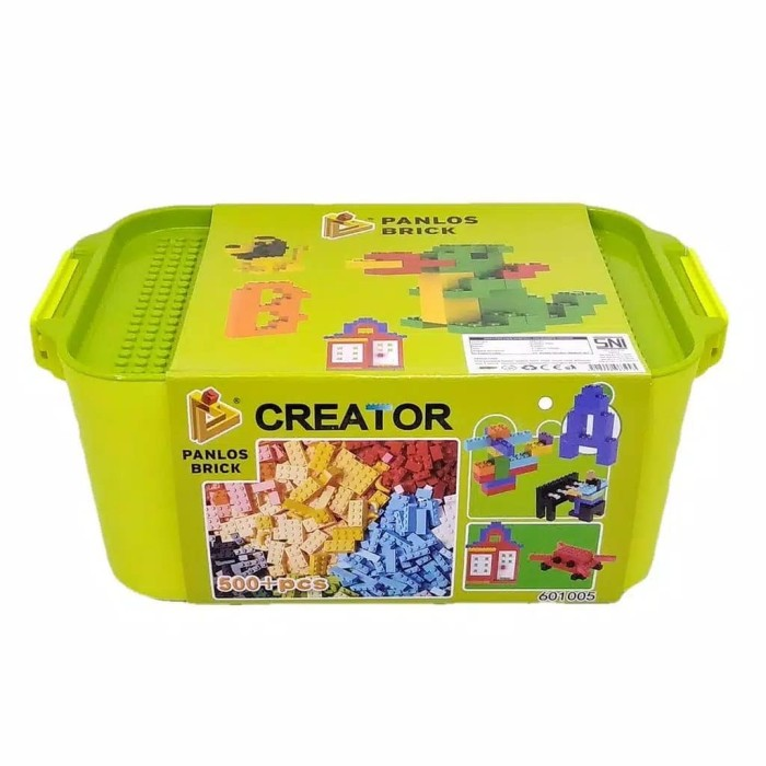 toko mainan online CREATOR PANLOS BRICK - 601005