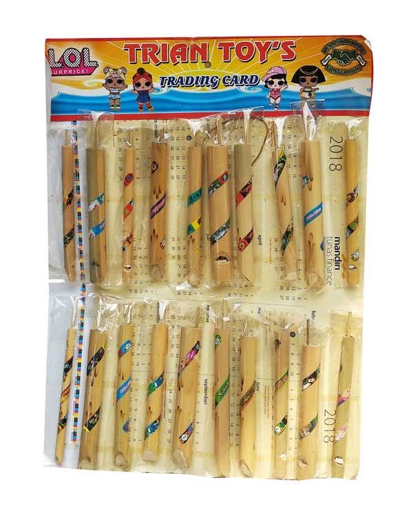 toko mainan online PLUIT BAMBU - LC335