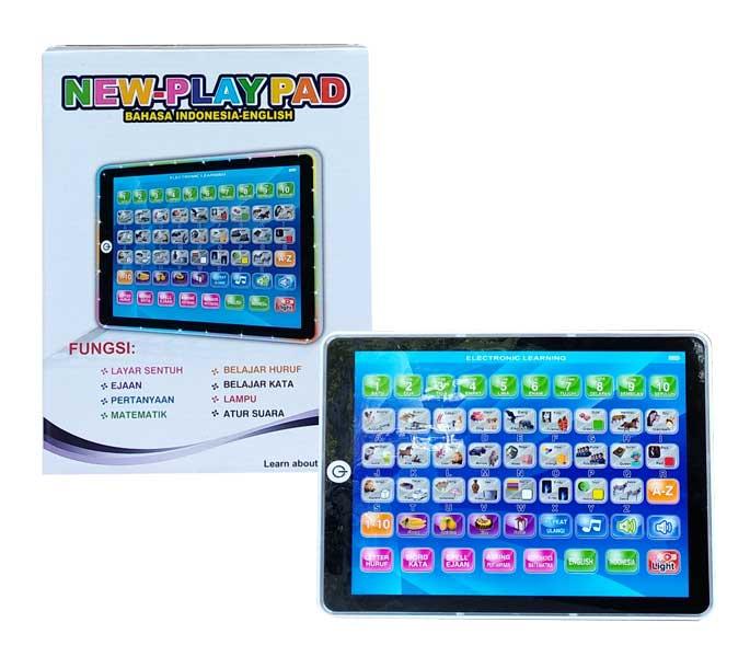 toko mainan online NEW PLAYPAD JJ-02
