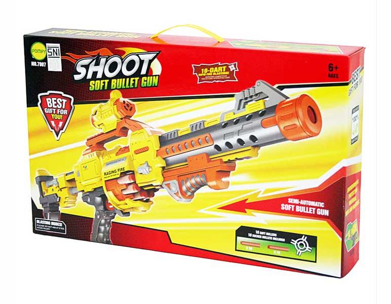 toko mainan online SHOOT SOFT BULLET - 7007