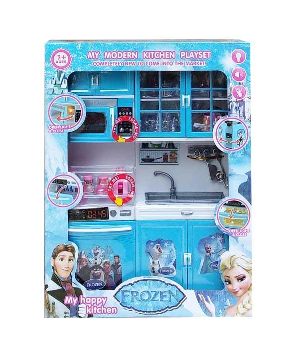 toko mainan online MY MODERN KITCHEN FROZEN - 8921G
