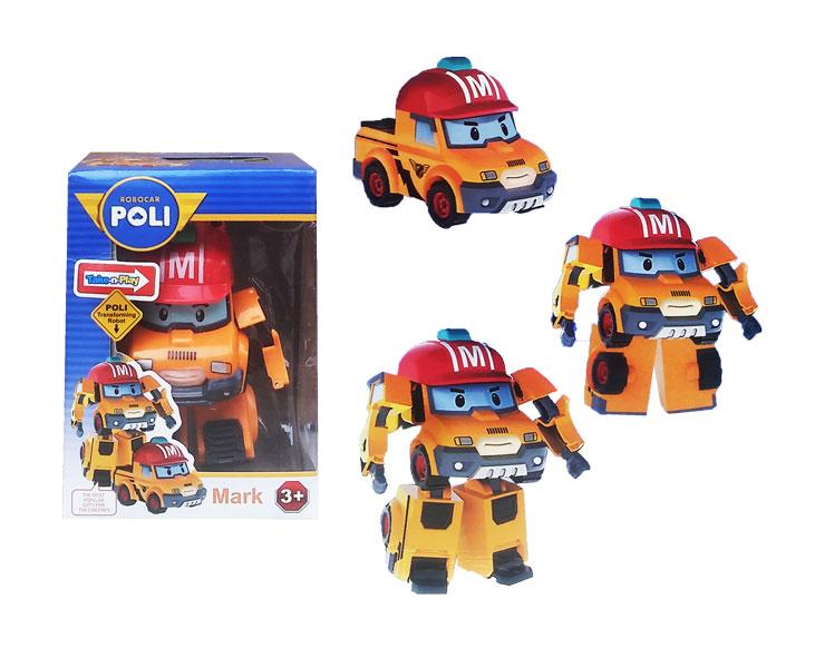 toko mainan online ROBOCAR POLI MARK-81308-M