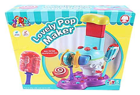 toko mainan online LOVELY POP MAKER