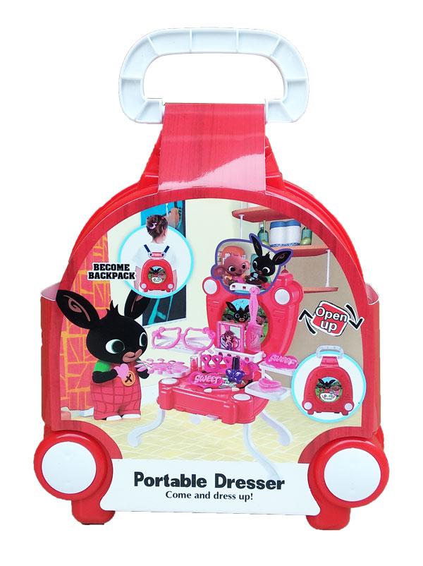 toko mainan online PORTABLE DRESSER - XT-8011