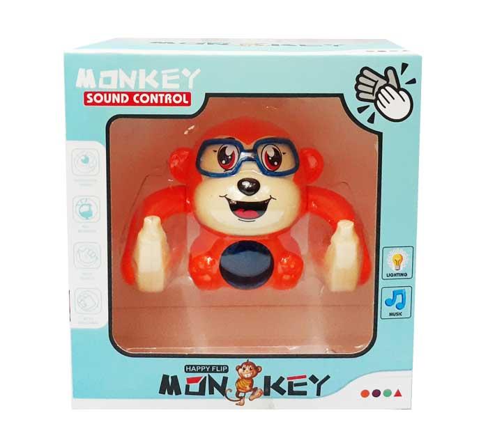 toko mainan online MONKEY SOUND CONTROL - 18650