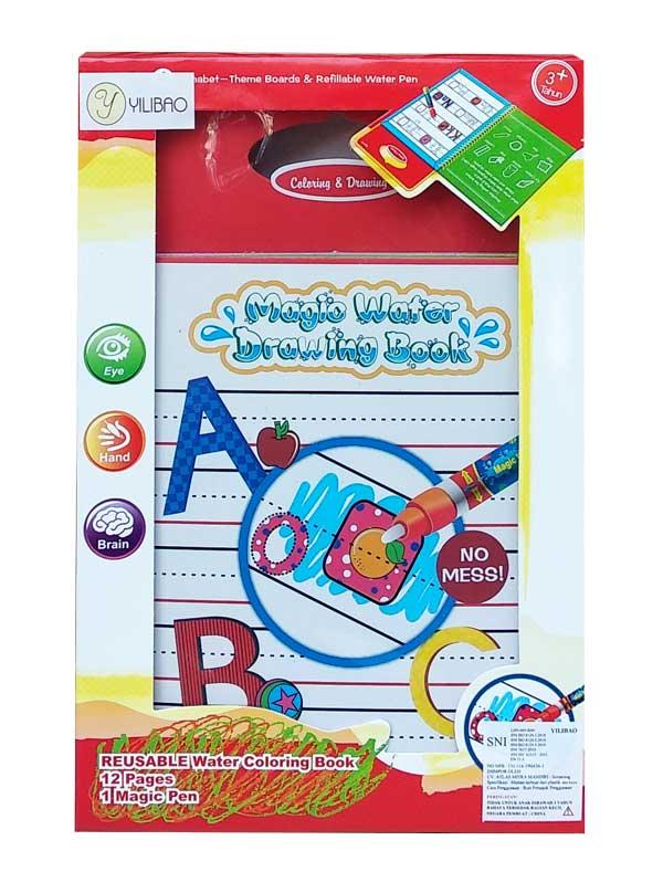 toko mainan online MAGIC WATER HURUF - LT2995