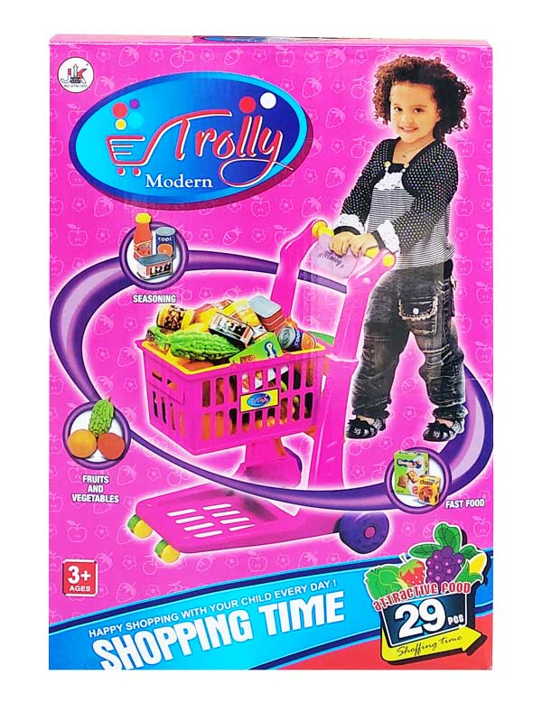 toko mainan online TROLLEY MODERN - OTN-1055