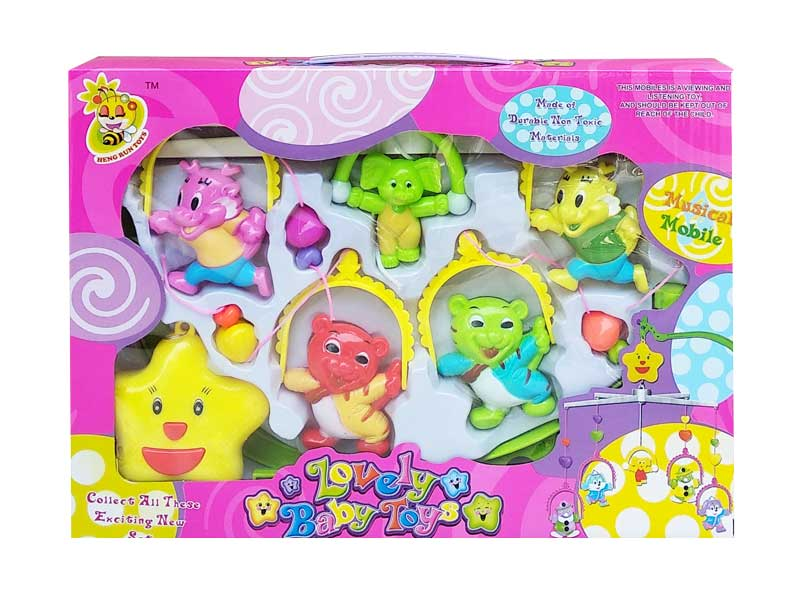 toko mainan online LOVELY BABY TOYS - D053